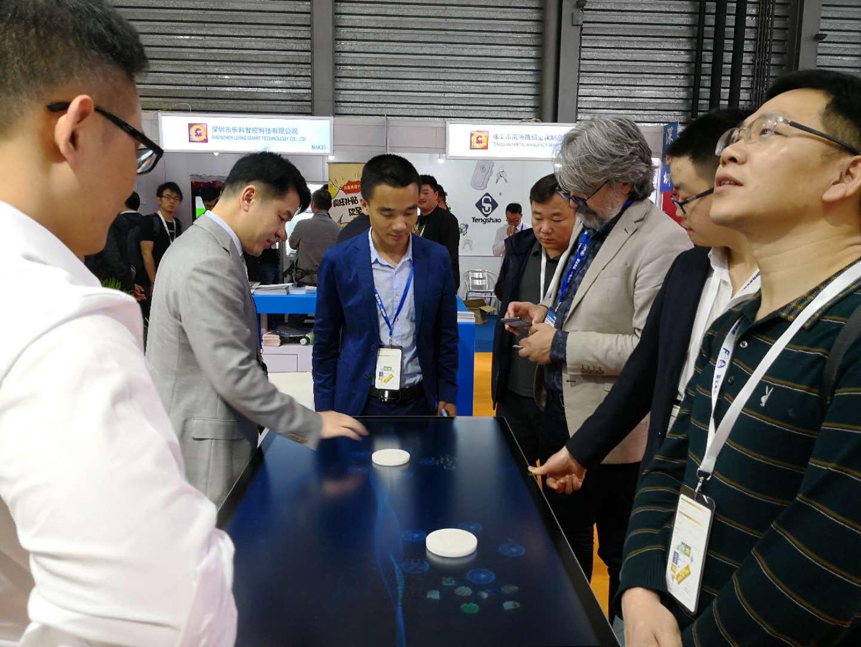 TSD attend Shanghai CVS exhibition