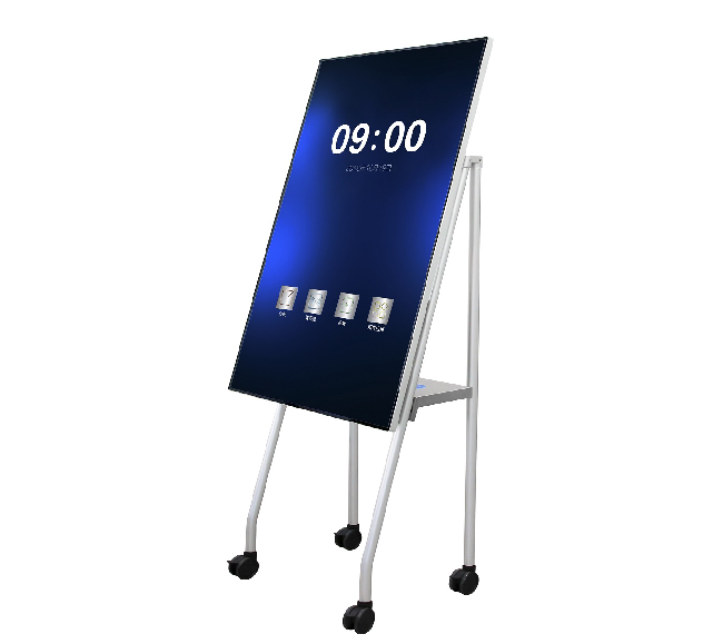 55'' interactive whiteboard 4K screen with PCAP touch technology